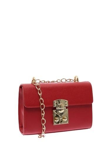Fabrika Messenger / Askılı Çanta Kırmızı